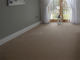 Vast tapijt